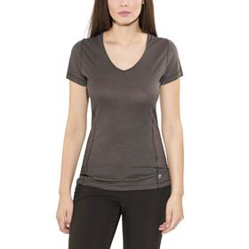 Fjällräven Abisko Cool Kortærmet T-shirt Damer grå